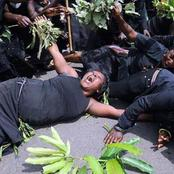 Sleeping With , he Dead; Weird Cultures,Customs Practiced Among The Luo Community In Nyanza