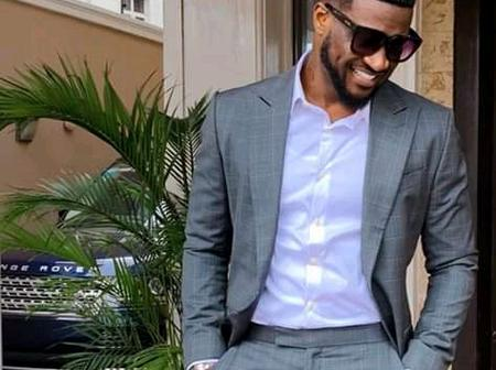 Peter Okoye Is At It Again : Check Out What He Posted That Got Fans Talking