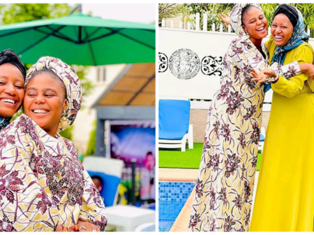 Best of Friends As Momee Gombe and Aisha Izzar So Share Beautiful Pictures