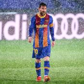Messi's Future Is Up For Debate, As He In The Final Months Of His Contract.
