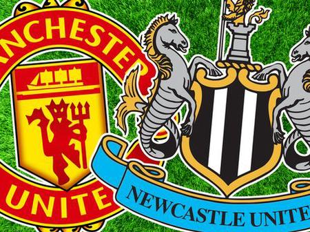 Manchester United Vs Newcastle: Head to Head, League Table and Possible Lineup For Man United