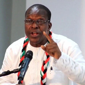 Speaker Of Parliament Alban Bagbin Finally Makes A Bold Decision