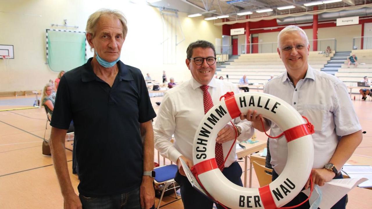 Online-Petition: Mehr als 1000 Unterschriften für Schwimmhalle in Bernau