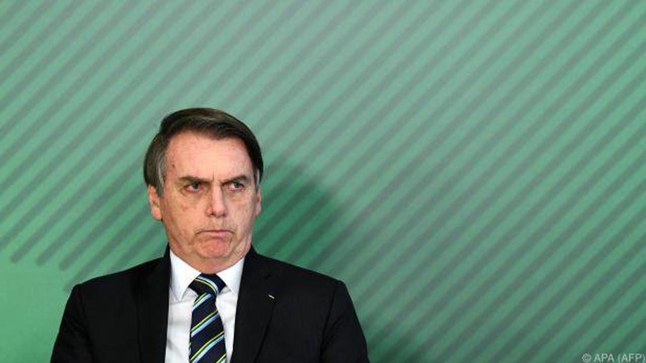 Bolsonaro gibt sich unbeeindruckt von Korruptionsermittlungen