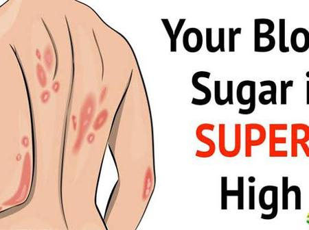 9 Signs That Shows When Your Blood Sugar Level Is High (with pictures)