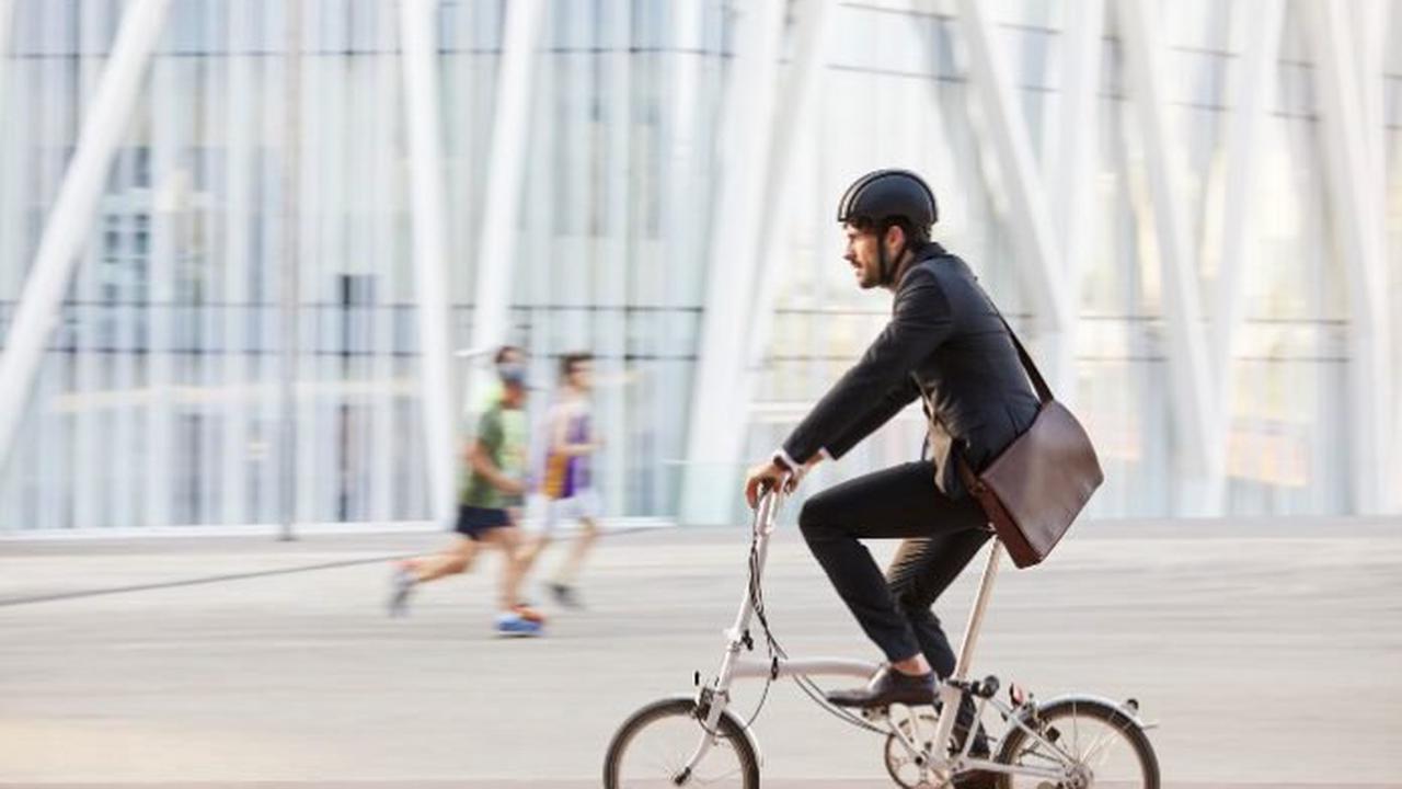 Des tests de vélos de fonction Azfalte pour la mobilité des collaborateurs