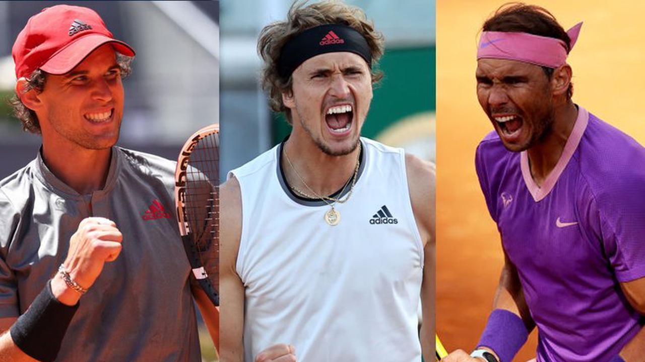 Nadal und Djokovic wollen ins Halbfinale - Zverev trainiert