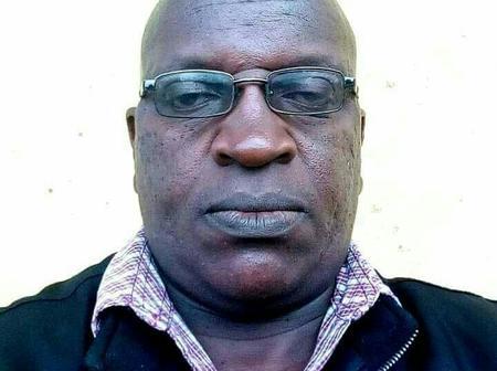 Embu-Based Journalist Reuben Githinji Succumbs to Covid-19 (Photo)