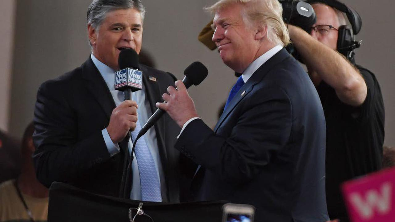 Sean Hannity buys $5 million townhouse next to Trump's Mar-a-Lago estate