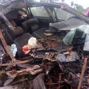 Accident de la circulation  à Taabo : 3 employés d'une entreprise décèdent sur le champ