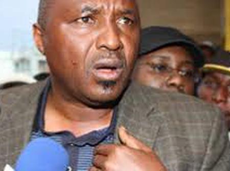 MP Ngunjiri Mourns Loss of a Powerful Man