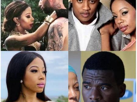Four Guys Kelly khumalo has dated