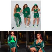 Checkout The Outfit Mercy Eke Bought From Beyonce That You Aren't Aware of (pictures)
