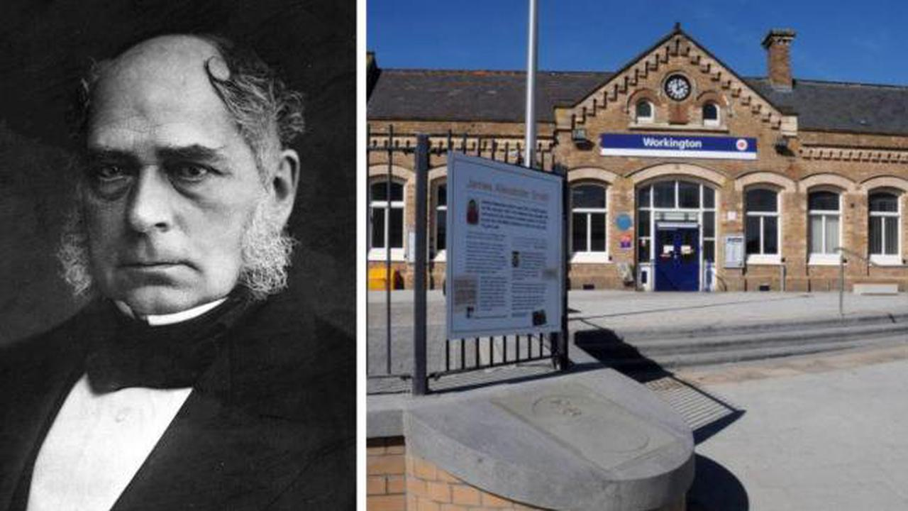 Steel pioneer statue tribute planned for railway station
