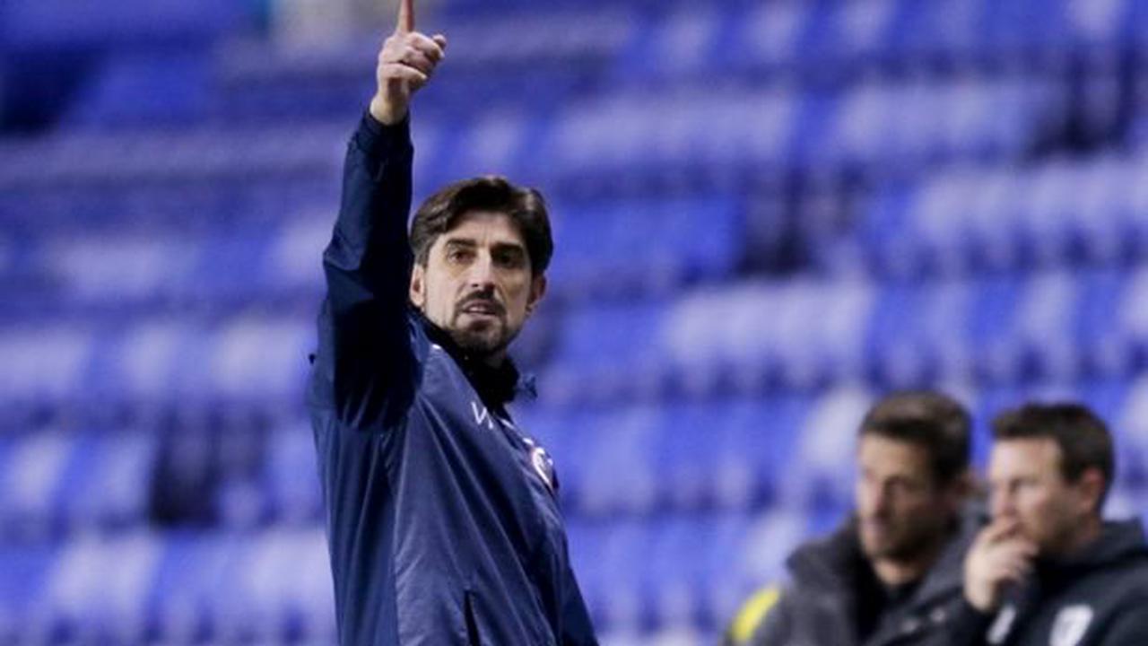 Veljko Paunovic ready for busy summer for Reading FC as he targets improvement