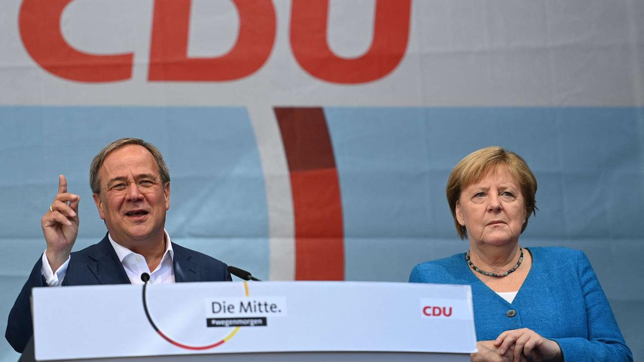 Unglücklicher Satz: Laschet vergleicht CDU mit gescheitertem Fußball-Klub