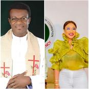 Catholic Priest Drags NCPC And Tonto Dikeh Over Ambassadorial Appointment