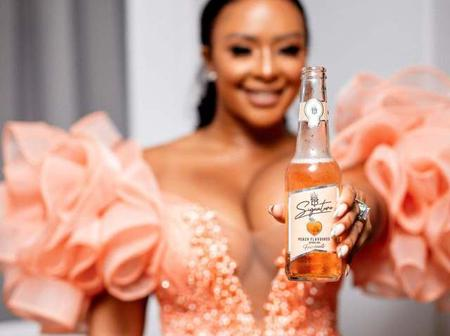 Boity's alcohol prices have stunned South Africans.