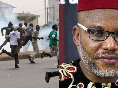 Today's Headlines: Gunmen Attack Ebonyi Community, Kills Scores, Kanu Speaks On Insulting Obi