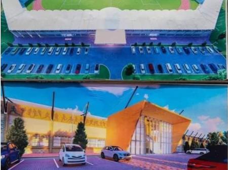 Kiambu county: The Long Awaited 596Million Kirigiti Stadium