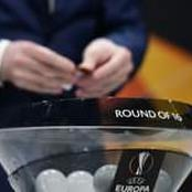 Europa Round Of 16 Draws Is Out, Man Utd Handed Tough Opponent, Arsenal To Face Olympiacos