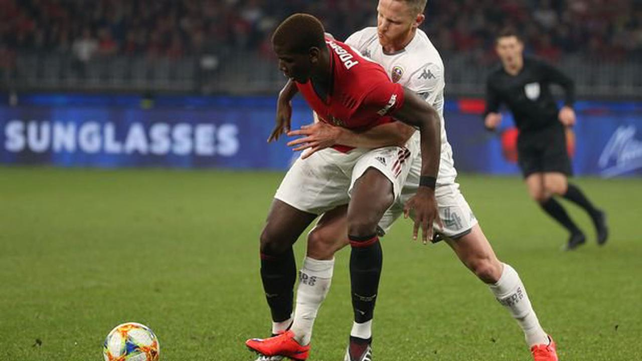 Manchester United and Paul Pogba have been sent warning by Leeds United