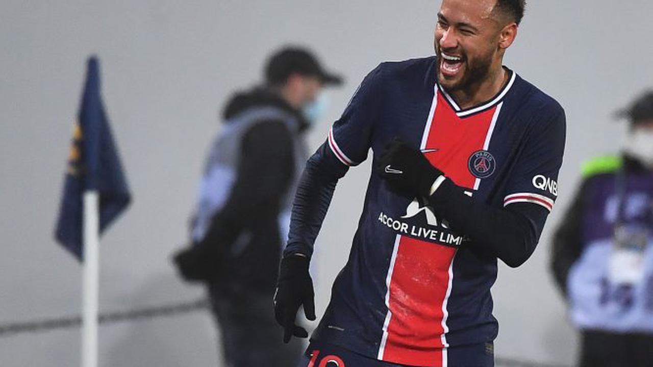 Neymar tease sa prolongation ?
