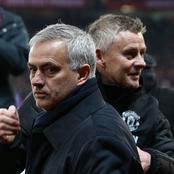 Mourinho Spits Harsh in the face of Ole Gunnar Solskjaer