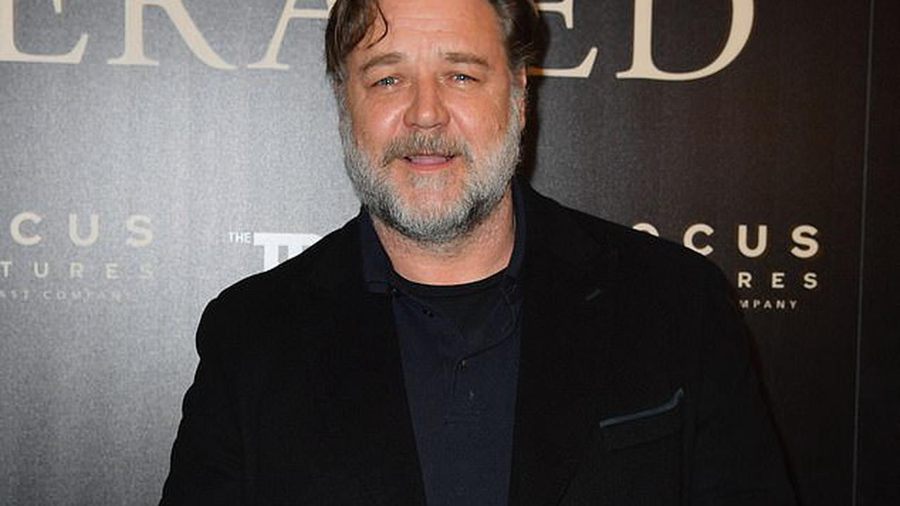 Russell Crowe confirms his role in Thor: Love and Thunder and reveals he's set to play Zeus in the upcoming Marvel blockbuster alongside A-lister pal Chris Hemsworth