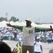 Législatives à Agboville : les images du meeting de clôture phénoménal du candidat Adama Bictogo