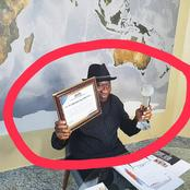 Goodluck Jonathan Has Been Honoured Again, Check Out The New Award He Just Received