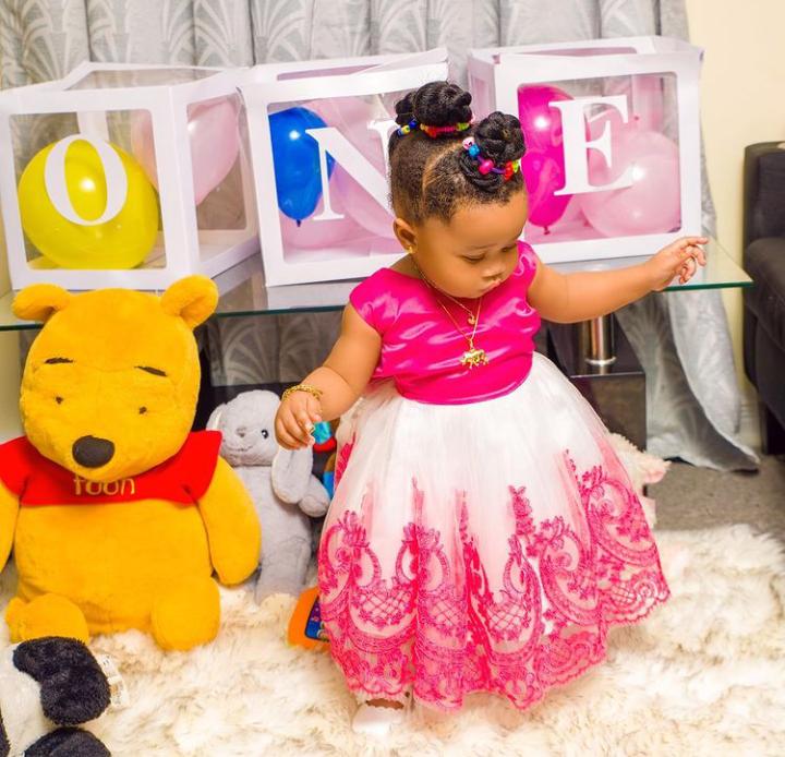 Between Browny's daughter Ugochalacha and Queen Okoye's daughter Oluchi, who is more adorable? 15