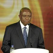 Hunt continues to give Irvin Khoza painful headaches.