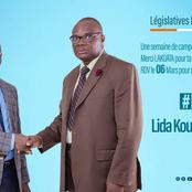 Le colistier de Lida Kouassi Moïse annonce la défaite de son champion !