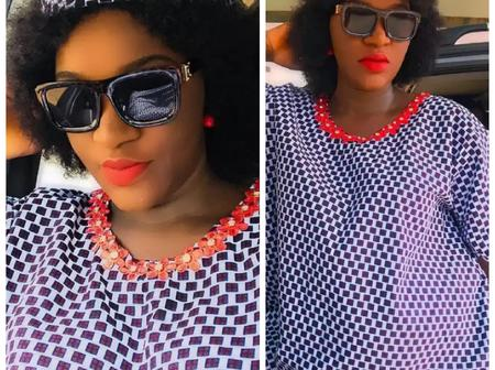 Ken Erics & Others react as Chacha Eke says she is healing well and doing great, with lovely photos