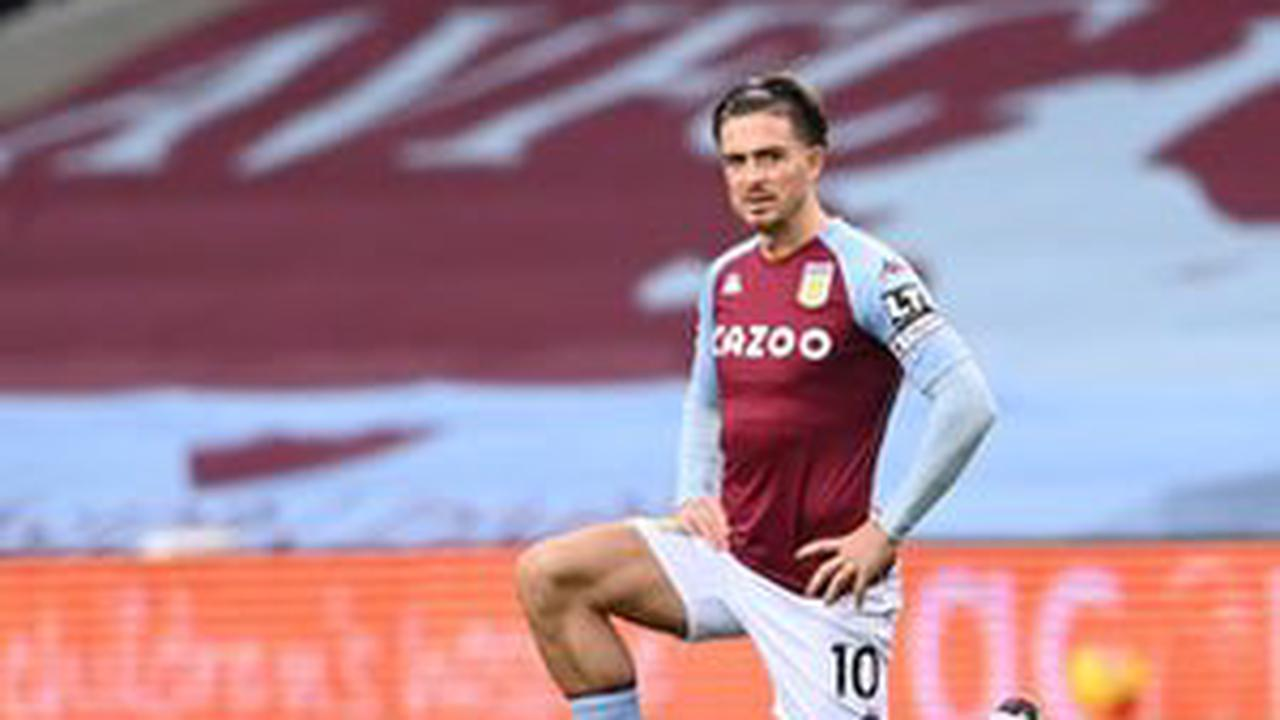Manchester City 'remain in talks with Aston Villa for Jack Grealish'