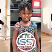 Meet Titi the only daughter of Sarkodie