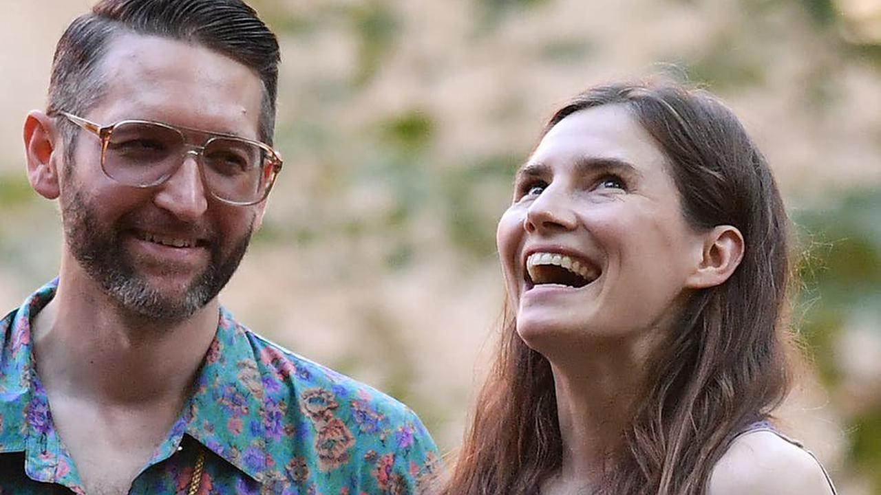 Amanda Knox reveals she is pregnant again after recently opening up about miscarriage