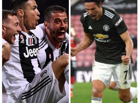 Manchester United Welcomes Southampton And Ronaldo's Juventus Visit To Inter Milan At San Siro