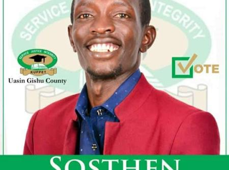 Uasin-Gishu KUPPET Union Breaks Record For Electing Young Chairman To Lead The Organisation