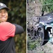 See What Would Happen To Tiger Woods After Suffering From Serious Car Accident (Photos)