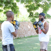 Rashid Abdalla Gave Joho A Boxing Challenge