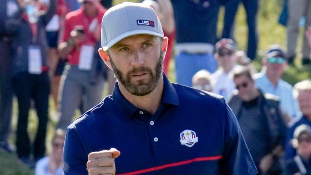 Ryder Cup 2020: USA dominate opening day to build 6-2 lead over Europe at Whistling Straits