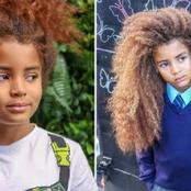Remember the 8-Year-Old Boy that Was Rejected by Many Schools Because of his Hair? See his Photos