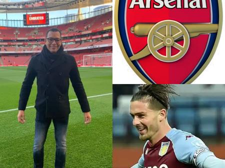 Gilberto Silva advises Arsenal to sign this English Aston Villa Player.