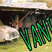 Vanity: See Abandoned Cars Of Nigeria's Second Senate President Which Has Turned Valueless (Photos)