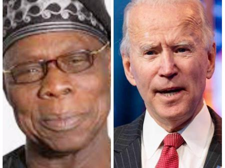 Today's Headline: Obasanjo Backs Yahaya Bello For 2023 Presidency, FFK Sends Strong Message To Biden