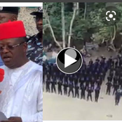 Today's Headlines: Igbo Governors Reveal The Headquarters Of Ebube Agu, Obasanjo Slams IBB Over 1993 Election