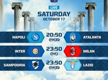 Al-Latif Prediction: Italian Serie A.
