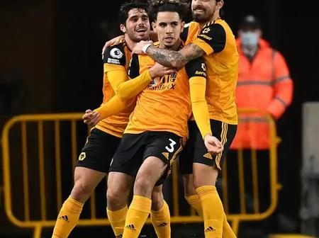 With Wolves 2-0 Win on Friday, See the Record Broken by their Newly Signed Player against the Eagles